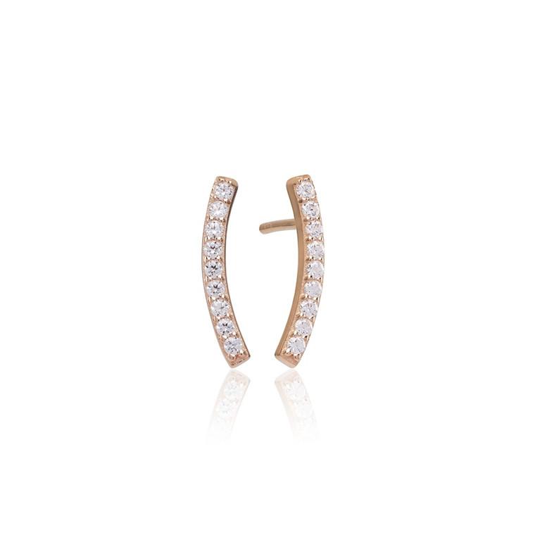 Sif Jakobs Jewellery Fucino SJ-E1015-CZ(RG)