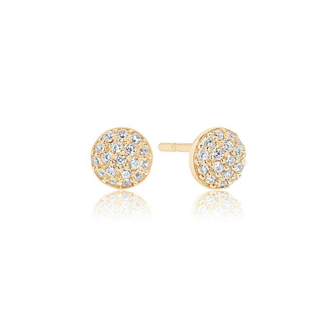 Sif Jakobs Jewellery Grezzana SJ-E1050-CZ(YG)