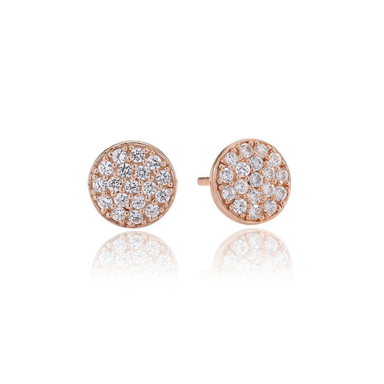 Sif Jakobs Jewellery Sacile SJ-E2071-CZ(RG)
