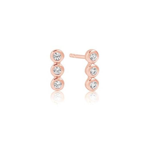 Sif Jakobs Jewellery Sardinien SJ-E2640-CZ(RG)