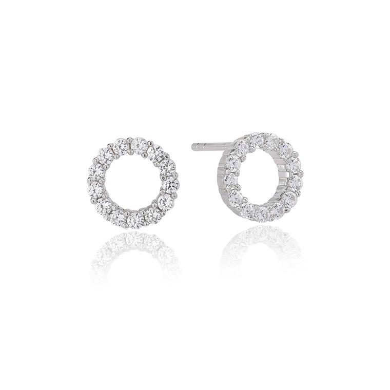 Sif Jakobs Jewellery Biella Uno Piccolo SJ-E337-CZ
