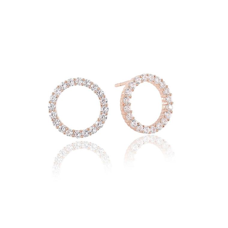 Sif Jakobs Jewellery Biella Uno SJ-E338-CZ(RG)
