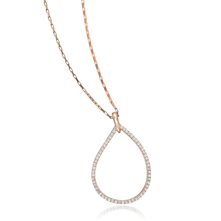 Sif Jakobs Jewellery Sassello SJ-P1004-CZ(RG)