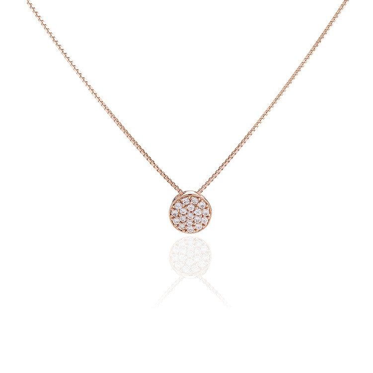 Sif Jakobs Jewellery Sacile SJ-P2071-CZ(RG)