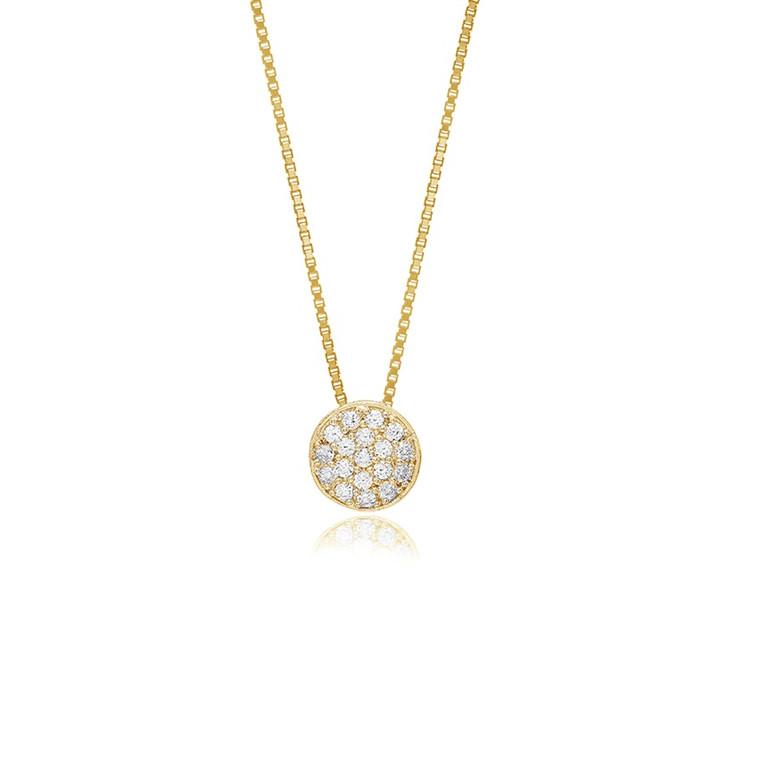 Sif Jakobs Jewellery Sacile SJ-P2071-CZ(YG)