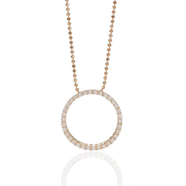 Sif Jakobs Jewellery Biella Grande SJ-P3125-CZ(RG)