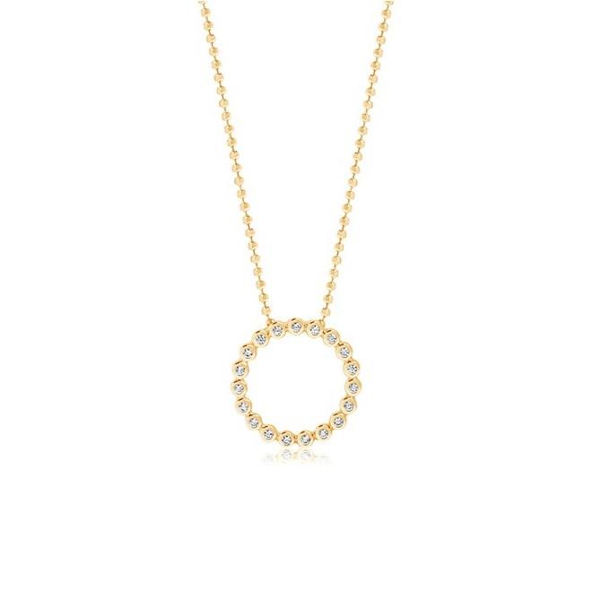 Sif Jakobs Jewellery Sardinien SJ-P3660-CZ(YG)