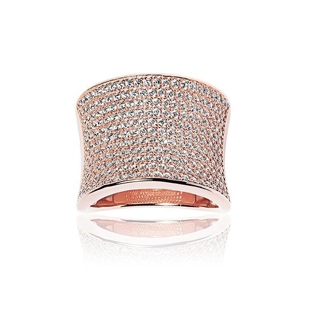 Sif Jakobs Jewellery Dinami SJ-R0047-CZ(RG)