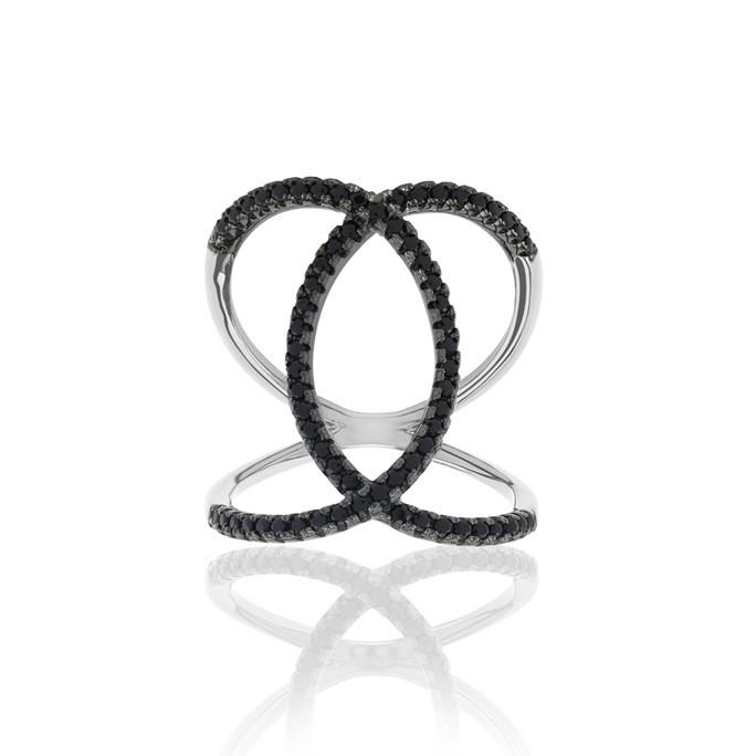 Sif Jakobs Jewellery Fucino SJ-R0059-BK