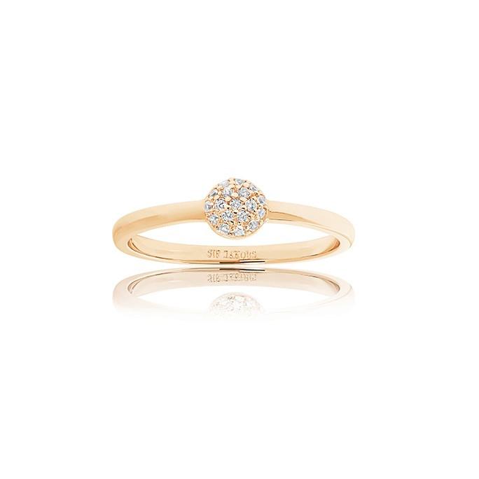 Sif Jakobs Jewellery Grezzana SJ-R1050-CZ(YG)