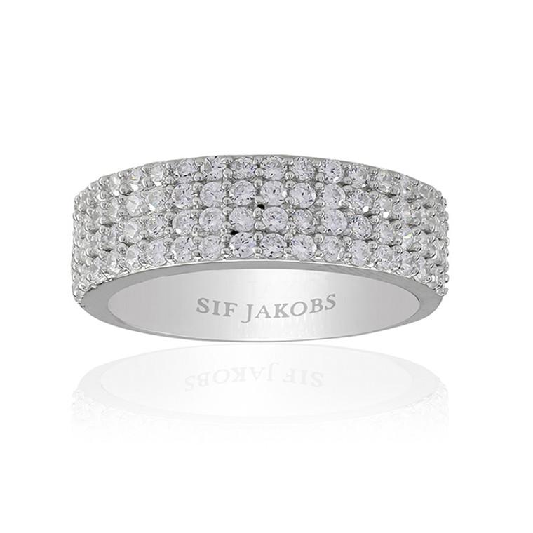 Sif Jakobs Jewellery Corte Quattro SJ-R10764-CZ