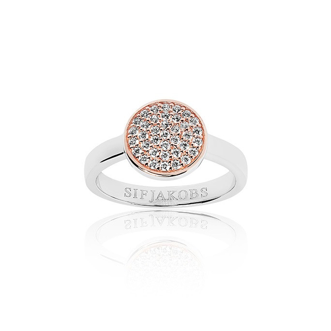Sif Jakobs Jewellery Sacile Uno SJ-R2071-CZ(RG2T)