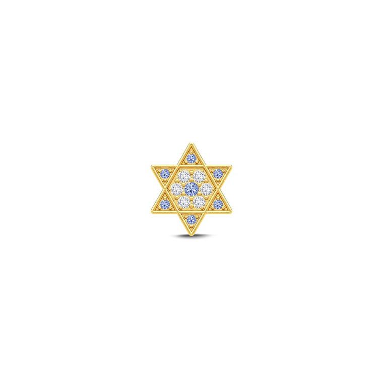Julie Sandlau Clarity ST134 GD CZ