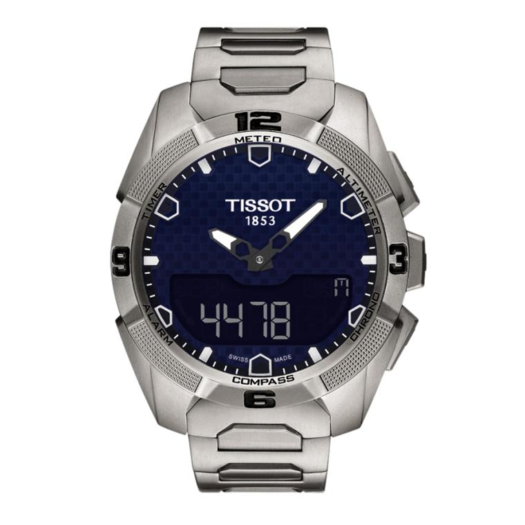Tissot T-Touch Expert Solar T091.420.44.041.00