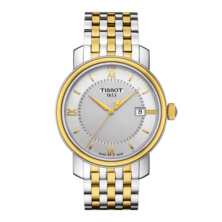 Tissot Bridgeport Quartz T097.410.22.038.00