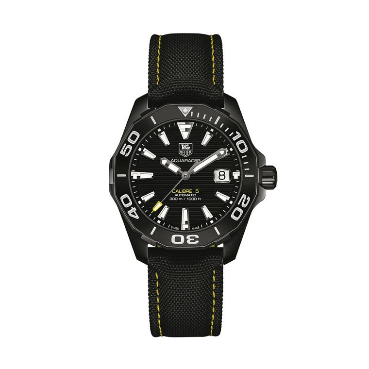 Tag Heuer Aquaracer Black Version 41mm WAY218A.FC6362
