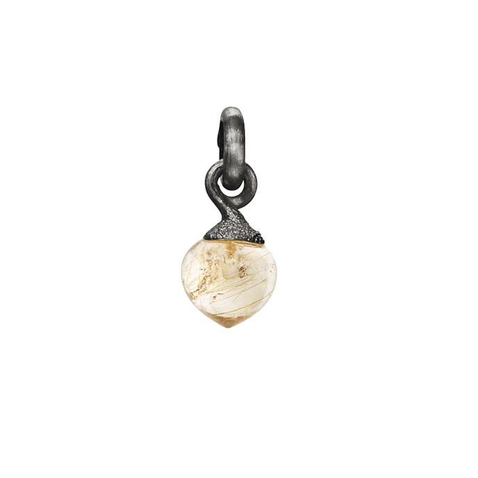 OLE LYNGGAARD COPENHAGEN Silver Dew Drops charm A2633-309
