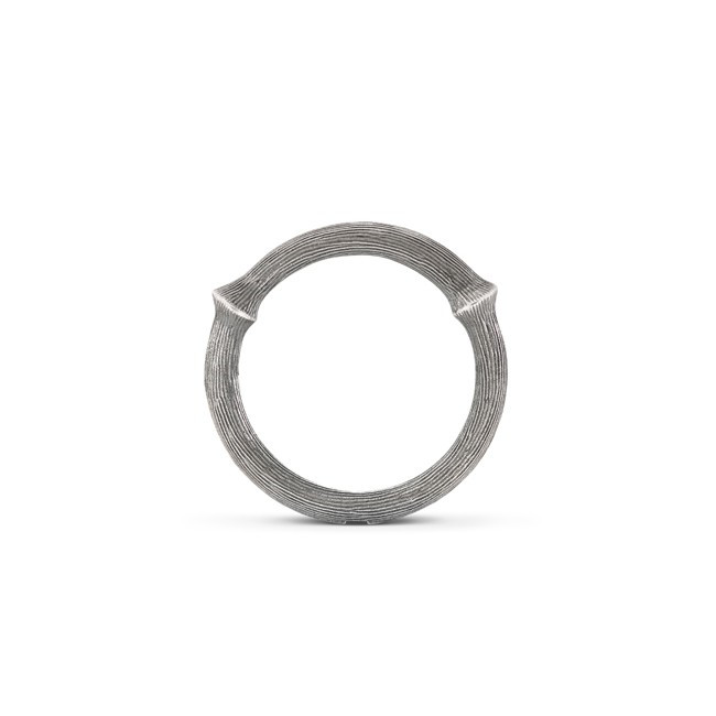 OLE LYNGGAARD COPENHAGEN Silver Nature nr. 3 ring A2682-301