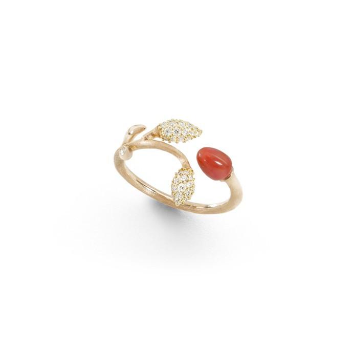 OLE LYNGGAARD COPENHAGEN Blooming ring A2885-701