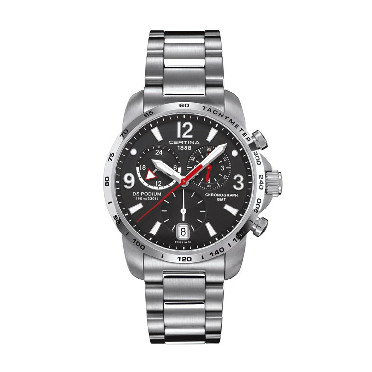 Certina DS Podium Chronograph GMT C001.639.11.057.00