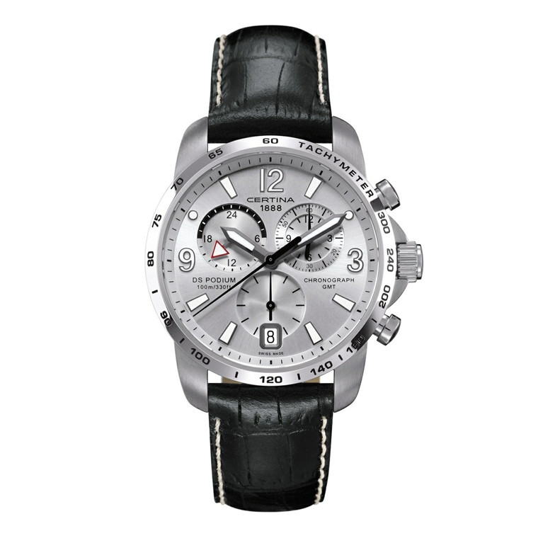 Certina DS Podium Chronograph GMT C001.639.16.037.00