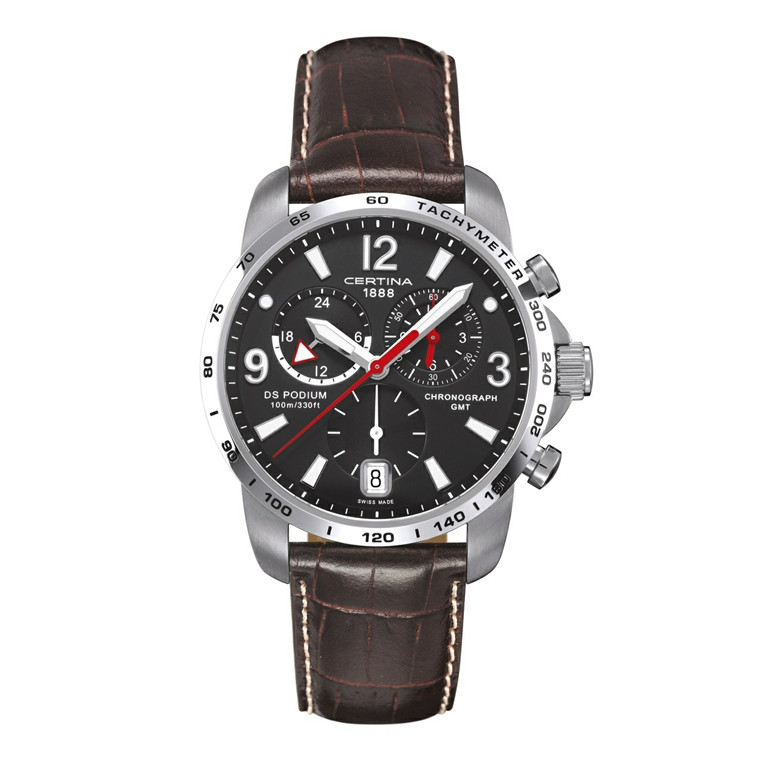 Certina DS Podium Chronograph GMT C001.639.16.057.00