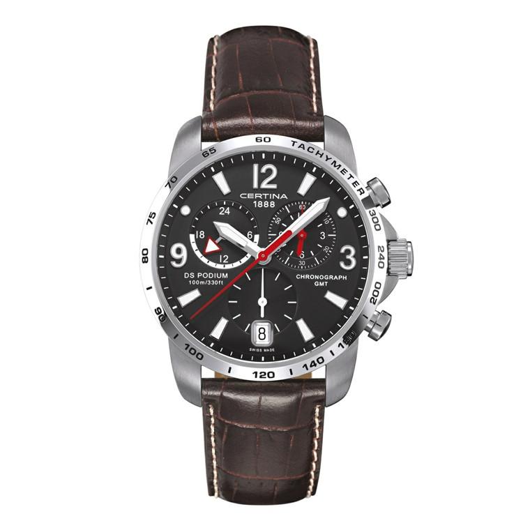 Certina DS Podium Chronograph GMT C001.639.16.057.00