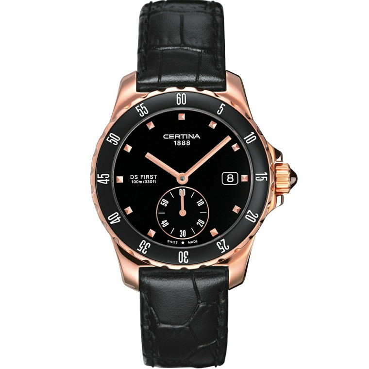 Certina DS First Lady Ceramic C014.235.36.051.00