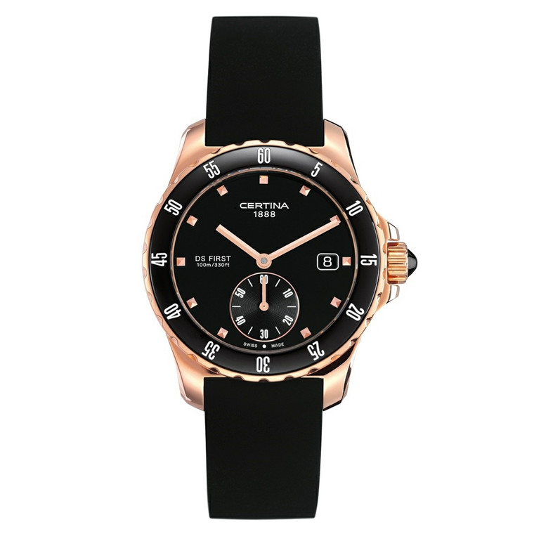 Certina DS First Lady Ceramic C014.235.37.051.00