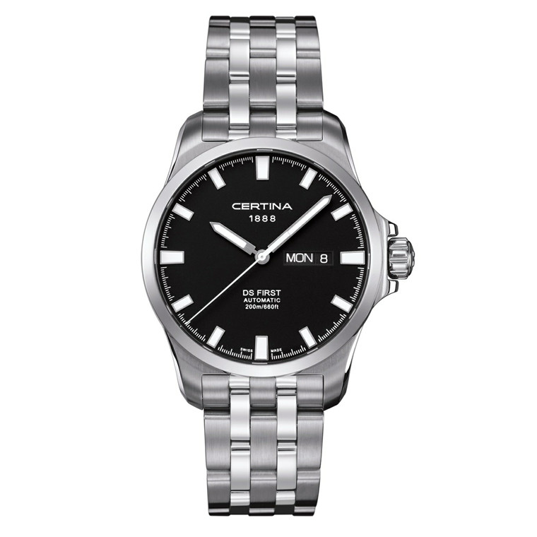 Certina DS First Day-Date Automatic C014.407.11.051.00