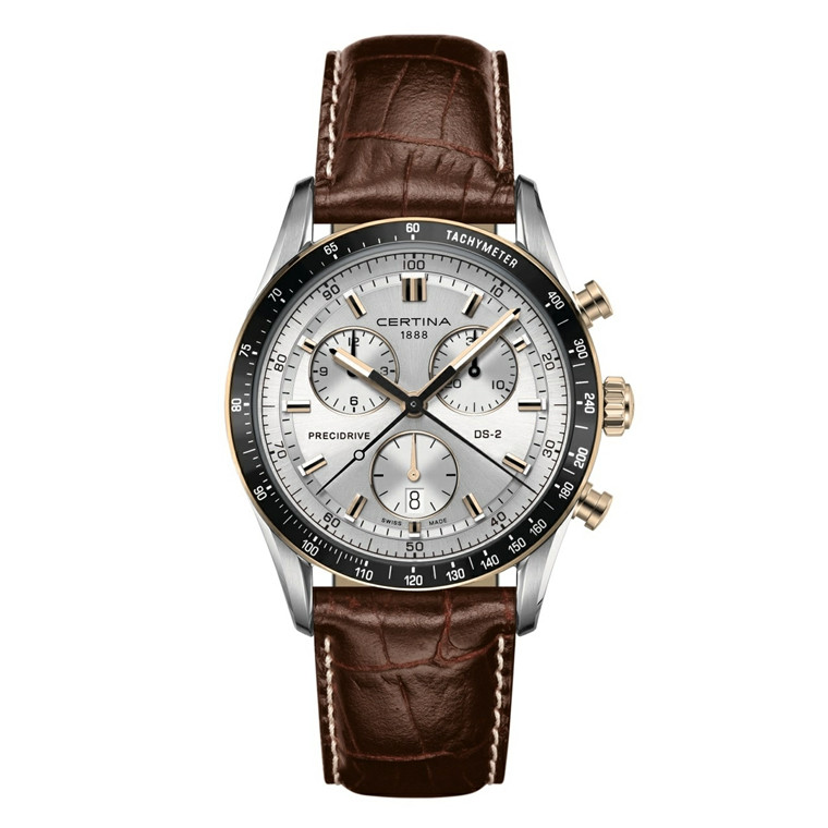 Certina DS-2 Chronograph 1/100 Sec C024.447.26.031.00