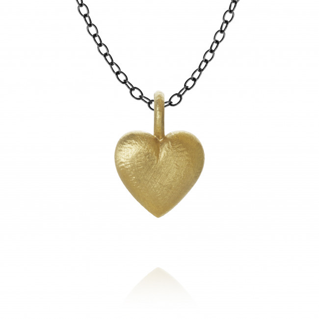 Dulong Fine Jewelry Heart kæde hea5-a1050