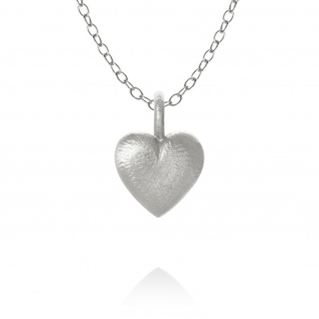 Dulong Fine Jewelry Heart kæde Hea5-f1050