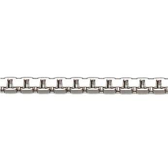 BNH Halskæde 14 kt. hvidguld Venezia 50 cm