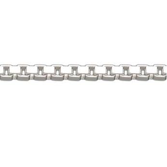 BNH Halskæde Sølv Venezia 42 cm