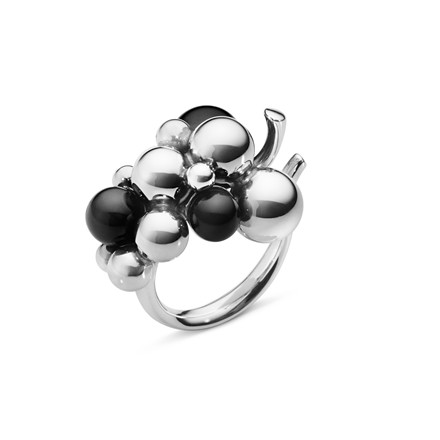 Georg Jensen Moonlight Grapes ring 10014391
