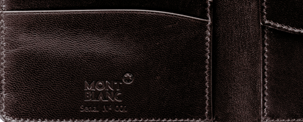 Mont Blanc Meisterstück Selection pung 112600
