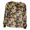 1943-105 Grunt Alyssa Chain Shirt SORT