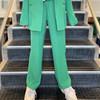 7210993 Hound Fashion pants wide GRØN