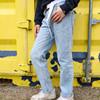 2114-406 Grunt Clint Jeans  LYS BLÅ