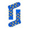 HDD01 Happy Socks Hot Dog Dog Sock BLÅ