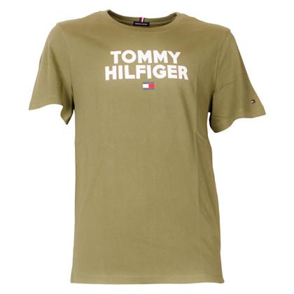 KB0KB04992 Tommy Hilfiger T-shirt ARMY