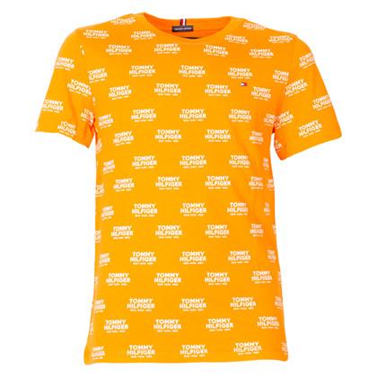 KB0KB04995 Tommy Hilfiger T-shirt ORANGE