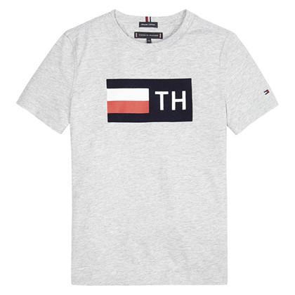 KB0KB05265 Tommy Hilfiger T-shirt  GRÅ
