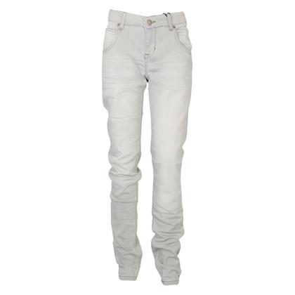2190216 Hound Pipe Jeans GRÅ