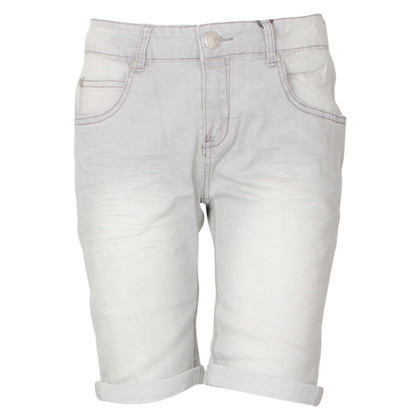 2190300 Hound Straight Shorts  GRÅ