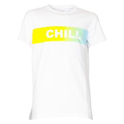 2190401 Hound T-shirt K/Æ HVID