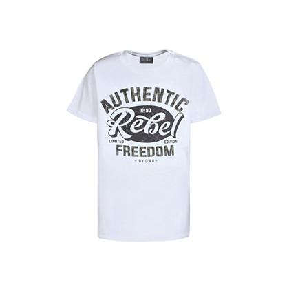 47070114 DWG Benson 014 T-shirt HVID
