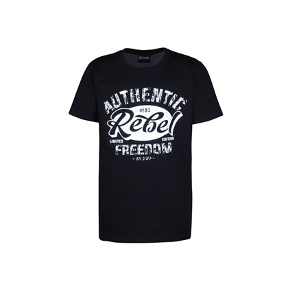 47070114 DWG Benson 014 T-shirt SORT