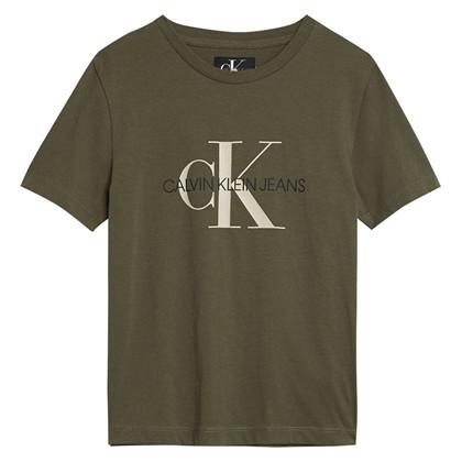 IB0IB00276 Calvin Klein T-shirt ARMY